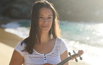 "Le violon une passion <small class=""subtitle"">Rencontre avec Ombeline Collin, professeur de violon</small>"