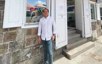 """Consommer lokal : un engagement de la CEM <small class=""""subtitle"""">Rencontre avec Thomas GREAUX, Président de la CEM de Saint-Barthélémy</small>"""